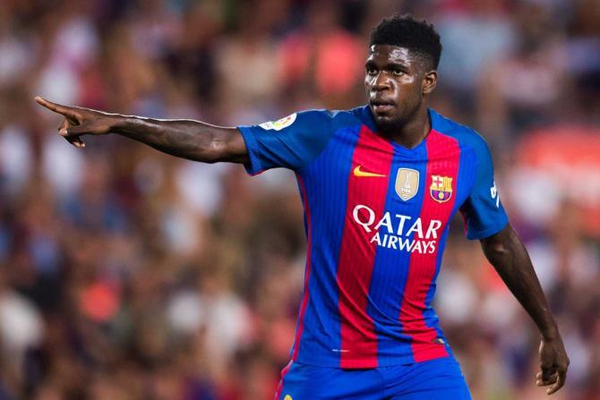 Lương không cân xứng, Umtiti có thể rời Barca