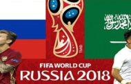Nhận định Nga vs Saudi Arabia, 22h00 ngày 14/06/2018 World Cup 2018