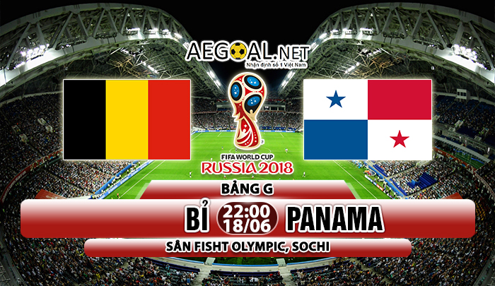 Soi kèo Bỉ vs Panama 22h00 ngày 18/06: Bảng G