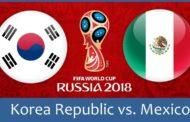 Nhận định Hàn Quốc vs Mexico, 22h00 ngày 23/06