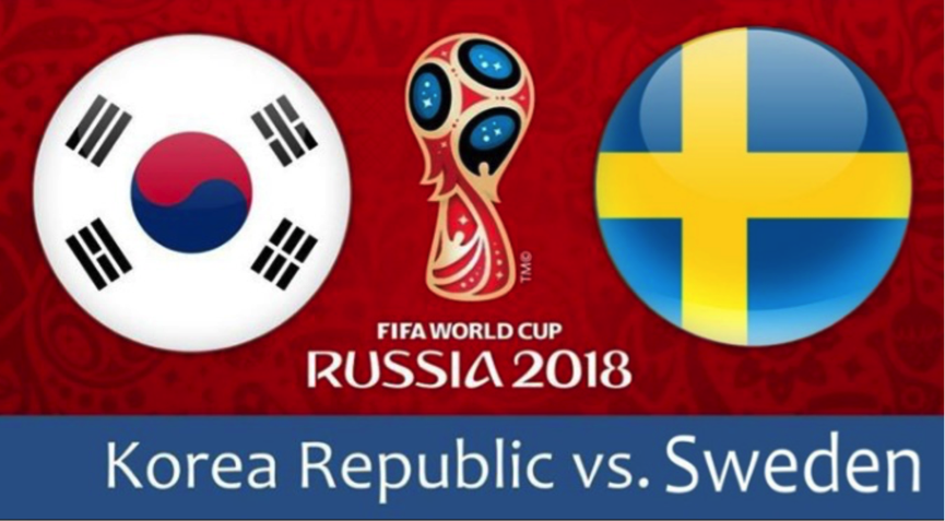 Tỷ lệ cá cược, kèo Thụy Điển vs Hàn Quốc, 19h00 ngày 18/06