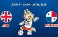 Tỷ số cá cược Anh vs Panama 19h ngày 24/06