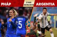 Đây là những đội tuyển có khả năng vào tứ kết World Cup 2018