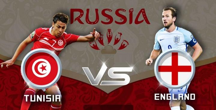 Soi kèo Tunisia vs Anh lúc 1h00 ngày 19/06 bảng G