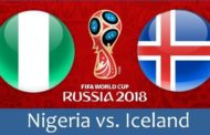 Soi kèo nhà cái Nigeria vs Iceland 22h00 ngày 22/06