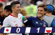 """Nhật Bản dù thua vẫn được đi tiếp nhờ """"chơi đẹp"""""""