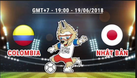 Nhận định Colombia vs Nhật Bản, 19h00 ngày 19/06: Bảng H