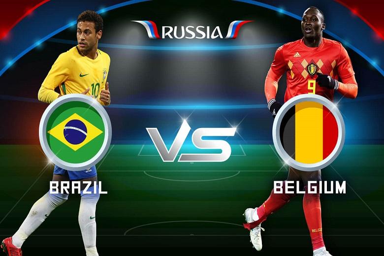 Nhận định Brazil vs Bỉ, 1h00 ngày 07/07 World Cup 2018