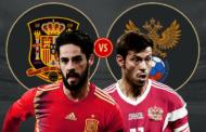Nhận định Nga vs Tây Ban Nha, 21h00 ngày 1/7