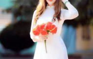 Ngưỡng mộ cô bạn Bảo Linh tài năng và xinh hết phần người khác