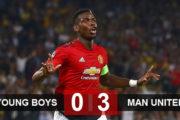 Pogba tỏa sáng, M.U mở màn Champions League 2018/19 thành công