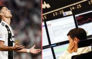 Vì scandal của Ronaldo, Juventus chịu thiệt hại nặng bề