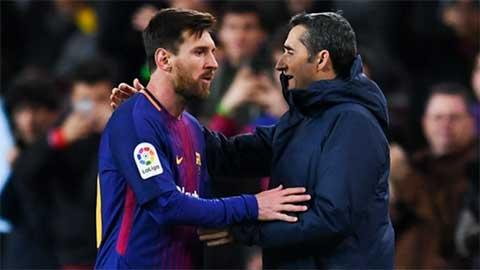 Barca sẽ học hỏi lối chơi của Man City để đánh bại Liverpool