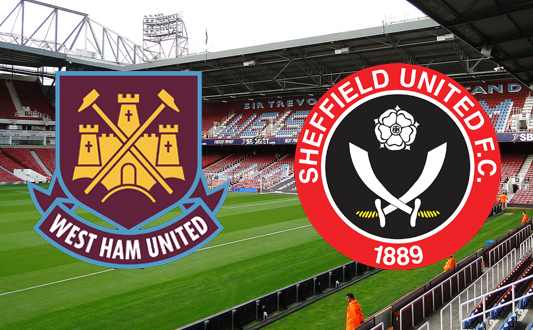Dự đoán kết quả trận đấu Sheffield United vs West Ham United 11/01/2020 cùng BongDaSo