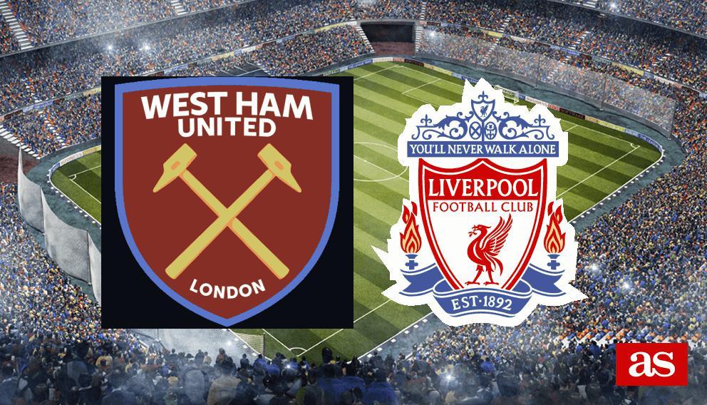 Dự đoán tỷ số trận đấu giữa West Ham – Liverpool 02h45' ngày 30/01/2020 cùng BongDaSo