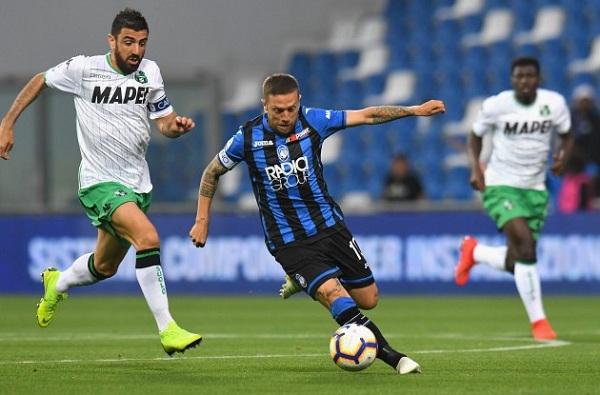 Dự đoán tỷ số trận đấu giữa Atalanta – Sassuolo lúc 21h00' ngày 23/02/2020.