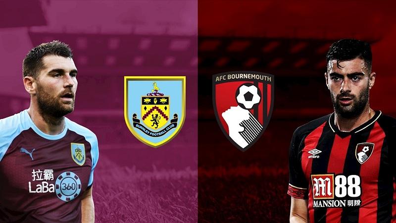 Dự đoán tỷ số trận đấu giữa Burnley – Bournemouth lúc 22h00' ngày 22/02/2020