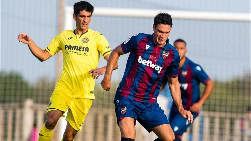 Dự đoán tỷ số trận đấu giữa Villarreal – Levantelúc 00h30' 16/02/2020
