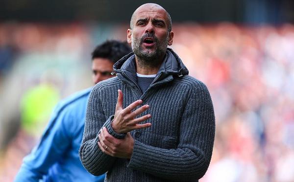 Man City bị cấm Cúp C1