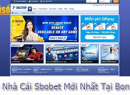 Sbobet – Link Vào Nhà Cái Sbobet Mới Nhất Tại Bongdaso.co