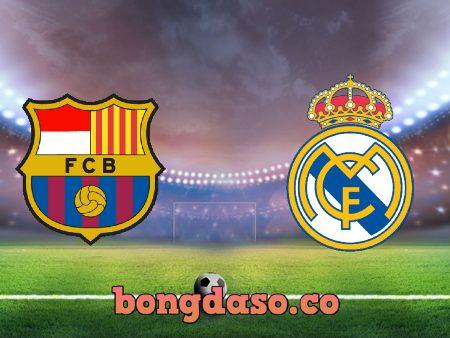 Soi kèo nhà cái Barcelona vs Real Madrid – 21h15 – 24/10/2021