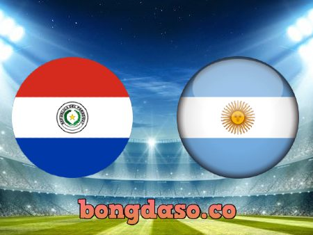Soi kèo nhà cái Paraguay vs Argentina – 06h00 – 08/10/2021